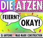 """Landen """"Die Atzen"""" mit ihrer neuen Single """"Feiern? Okay!"""" erneut einen Sommerhit? - Musik News"""
