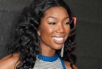 Brandy: Ganz nah an Chris Brown!
