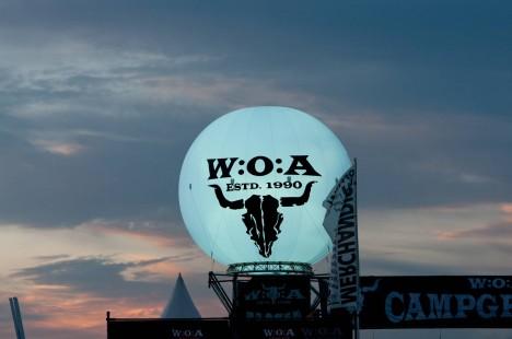 """""""Wacken 2012"""": Die meisten sind schon da! - Musik News"""