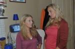 Lilly (Iris Mareike Steen, li.) und Maren (Eva Mona Rodekirchen) bei GZSZ