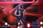 Das Supertalent 2012: Jiri Erlenbach - Nur Muskeln aber wenig Geige?!