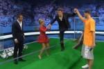 """""""Wetten, dass ...?"""": Die Slackline Geschichte und Sylvie van der Vaart auf Heels - TV News"""