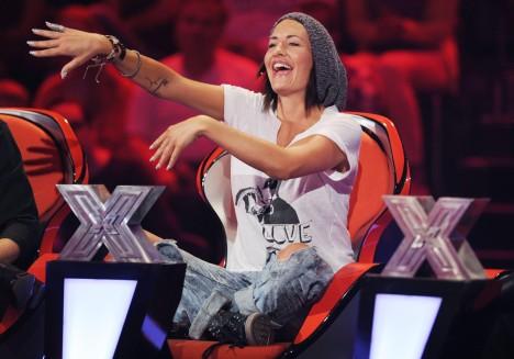 X Factor 2012: 2. Live-Show - Wer musste gehen? - TV