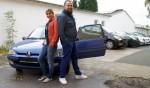 """Biete Rostlaube, suche Traumauto"": Besorgt Panagiota Petridou Manuel Koleßa eine Suzuki? - TV News"