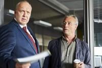 """Tatort: """"Scheinwelten"""" mit Klaus J. Behrendt und Dietmar Bär"""