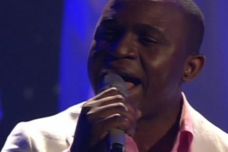 Das Supertalent 2012: Christian Bakotessa bewegt den Saal! - TV