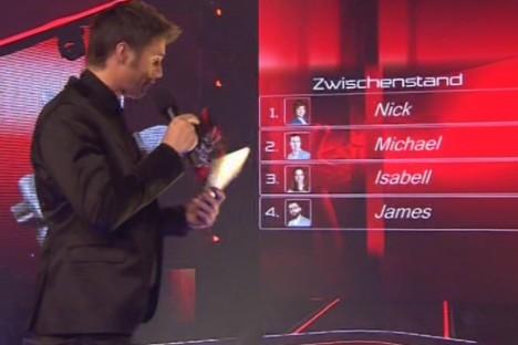 The Voice 2012 Ergebnis