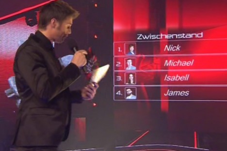 """Nick Howard ist """"The Voice of Germany""""! - TV News"""