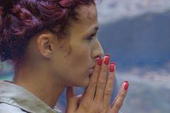 Dschungelcamp 2013: Fiona Erdmann vom Ehrgeiz zerfressen?