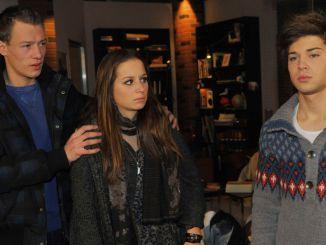 GZSZ: Tanja findet Asyl bei Vince und Zac! - TV