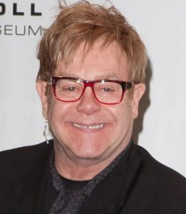 Elton John - 26th Annual Rock and Roll Hall of Fame Induction Ceremony