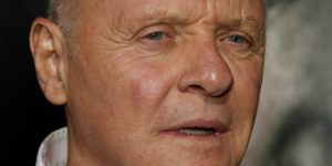 Anthony Hopkins hat bereits alles erlebt