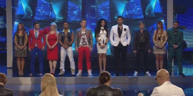 Top 10 DSDS 2013