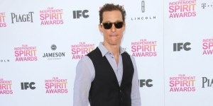 """Matthew McConaughey: Rolle in """"Sea of Trees"""""""