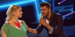 "DSDS 2013: Beatrice Egli & Ricardo Bielecki mit ""Nothing's Gonna Stop Us Now"" von Starship"