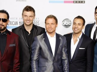 The Back Street Boys - 40th Anniversary American Music Awards