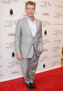 """Pierce Brosnan - """"Love Is All You Need"""" Los Angeles Premiere"""