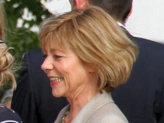 First Lady Daniela Schadt fällt es schwer Meinung für sich zu behalten - Promi Klatsch und Tratsch