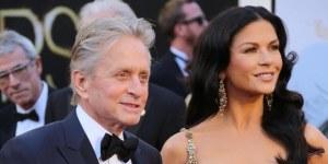Catherine Zeta-Jones und Michael Douglas: Seine Mutter plaudert