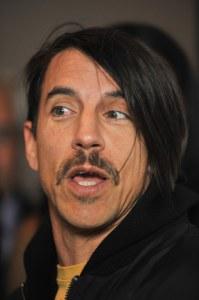 Anthony Kiedis nicht zu Mick Jagger gelassen! - Promi Klatsch und Tratsch