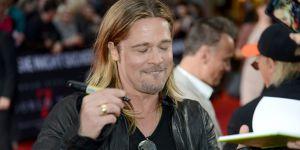 Brad Pitt in Sorge!