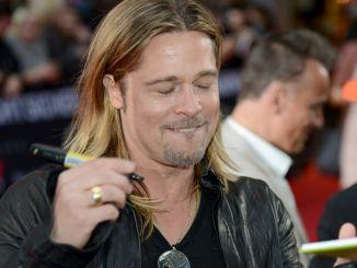 "Brad Pitt - ""World War Z"" Germany Premiere - Arrivals"