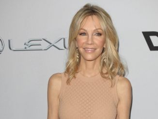 """Heather Locklear - """"Scary Movie V"""" Los Angeles Premiere"""