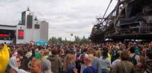MELT-Festival geht ohne Zwischenfälle zu Ende