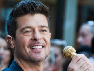Robin Thicke verkauft meiste Singles in UK - 2013! - Musik News
