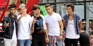 """One Direction"": Simon Cowell wird guter Vater!"