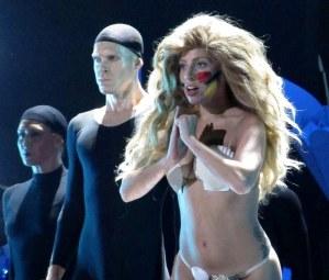 Lady GaGa und Christina Aguilera: Freundschaft in Sicht? - Promi Klatsch und Tratsch