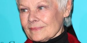 Judi Dench: Alter belastet!