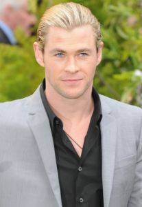 "Chris Hemsworth - ""Snow White and the Huntsman"" World Premiere"