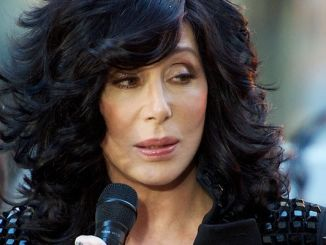 "Cher - Cher in Concert on NBC's ""Today Show"" at Rockefeller Center in New York City"