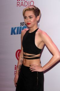 Miley Cyrus - KIIS FM Jingle Ball 2013