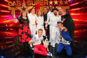 """Das Supertalent Finale 2013"" - Robbie Williams adelt die Show! - TV"