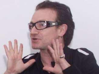U2-Sänger Bono fordert internationalen Nelson-Mandela-Gedenktag - Promi Klatsch und Tratsch