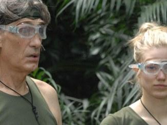 Dschungelcamp 2014: Winfried treibt Larissa Marolt zu guter Leistung! - TV