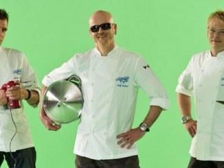 """Die Küchenchefs in """"Nassen`s Mühle"""" in Waldbreitbach - TV"""
