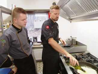"""Die Kochprofis im """"Waldhaus Rönnerholz"""" bei Kiel! - TV"""