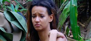 Dschungelcamp 2014: Gabby de Almeida Rinne und die Mücken!