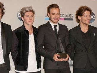 One Direction - 41st Annual American Music Awards - Press Room - Nokia Theatre L.A. Live
