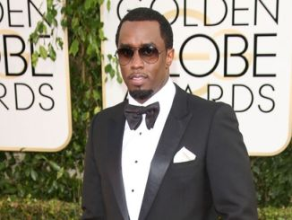 Sean Combs - 71st Annual Golden Globe Awards - Arrivals