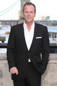 "Kiefer Sutherland - ""24: Live Another Day"" TV Series UK Premiere"