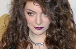 Brit Awards 2016: Lorde sehr nervös