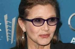 "Carrie Fisher: Nie mehr ""Star Wars"""