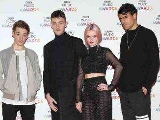 Clean Bandit - BBC Music Awards 2014