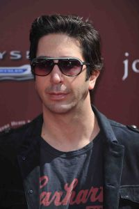 David Schwimmer - John Varvatos 9th Annual Stuart House Benefit