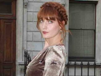Florence Welch - Royal Academy of Arts Summer Exhibition 2013