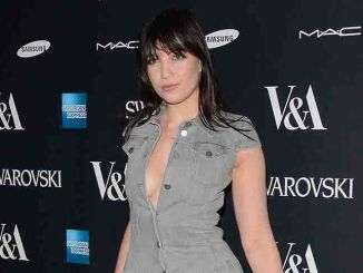 """Daisy Lowe - """"Alexander McQueen: Savage Beauty"""" Exhibition VIP Private View"""